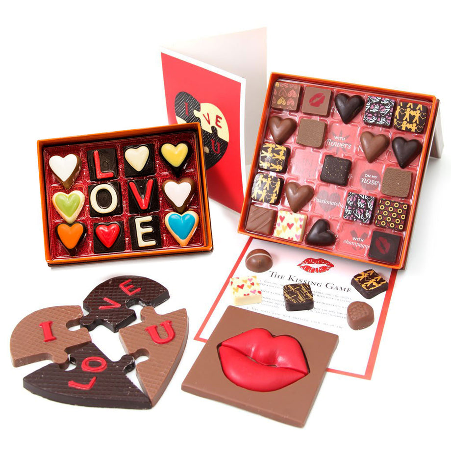 Jacques Torres The Ultimate Romantic Valentines Bundle