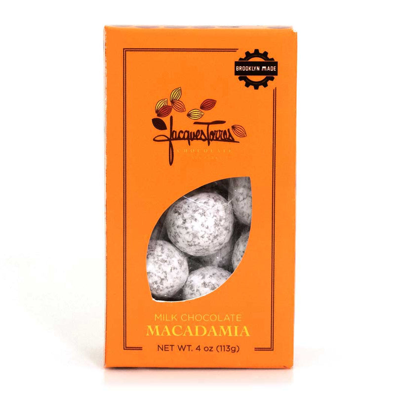 Milk Chocolate Macadamia - 4 oz by Jacques Torres