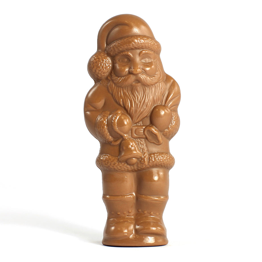 Tiny Santa -Milk Chocolate