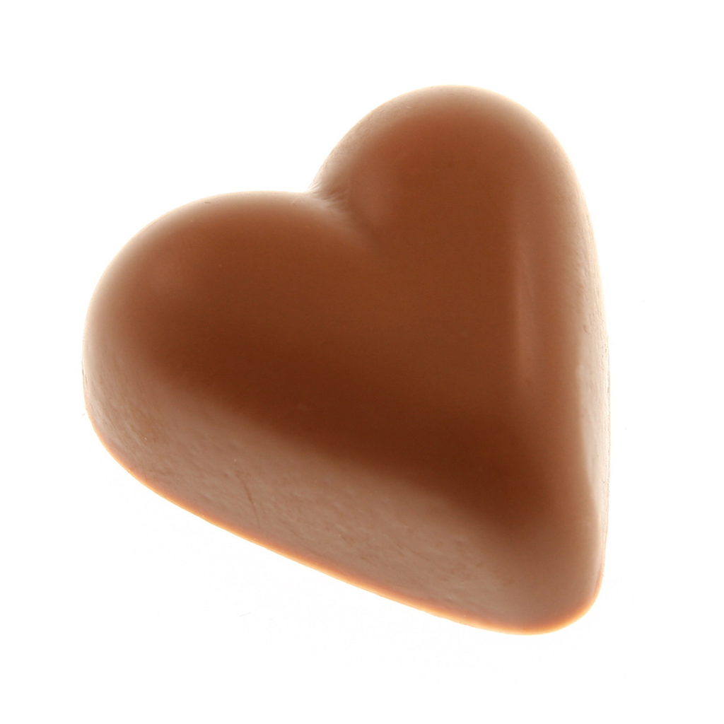 Alizé Hearts of Passion Milk Chocolate Bonbon by Jacques Torres
