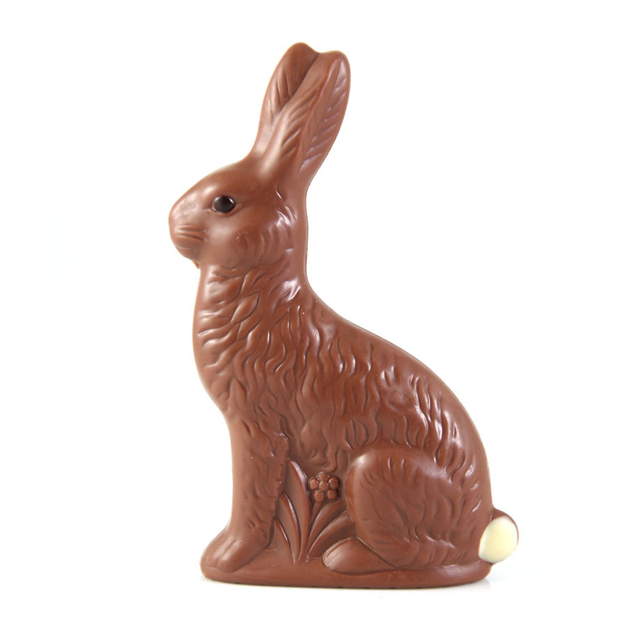 Gourmet Milk Chocolate Sitting Easter Bunny - Large