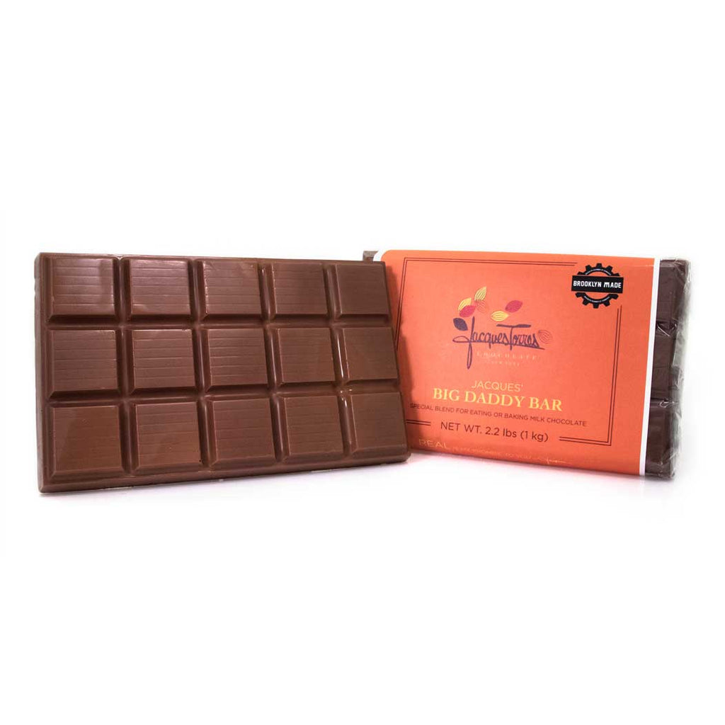 Milk Chocolate Big Daddy Bar by Jacques Torres
