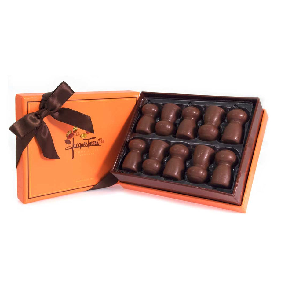 10 pc Champagne Truffles by Jacques Torres