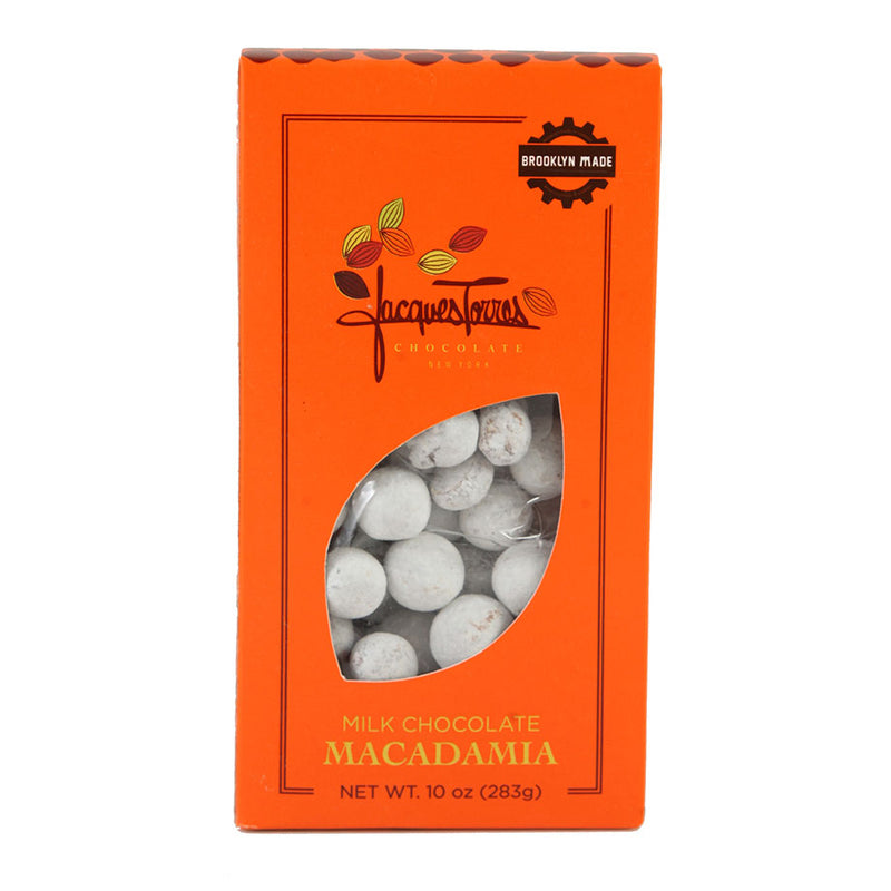 Milk Chocolate Macadamia - 10 oz by Jacques Torres