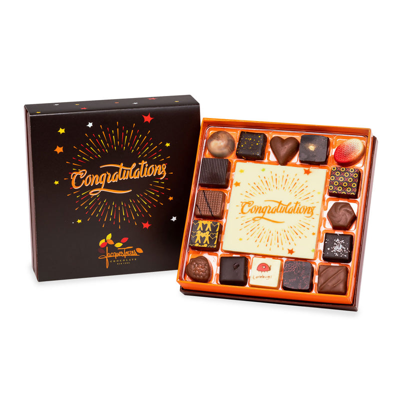 Jacques'  Congratulations Bonbons by Jacques Torres