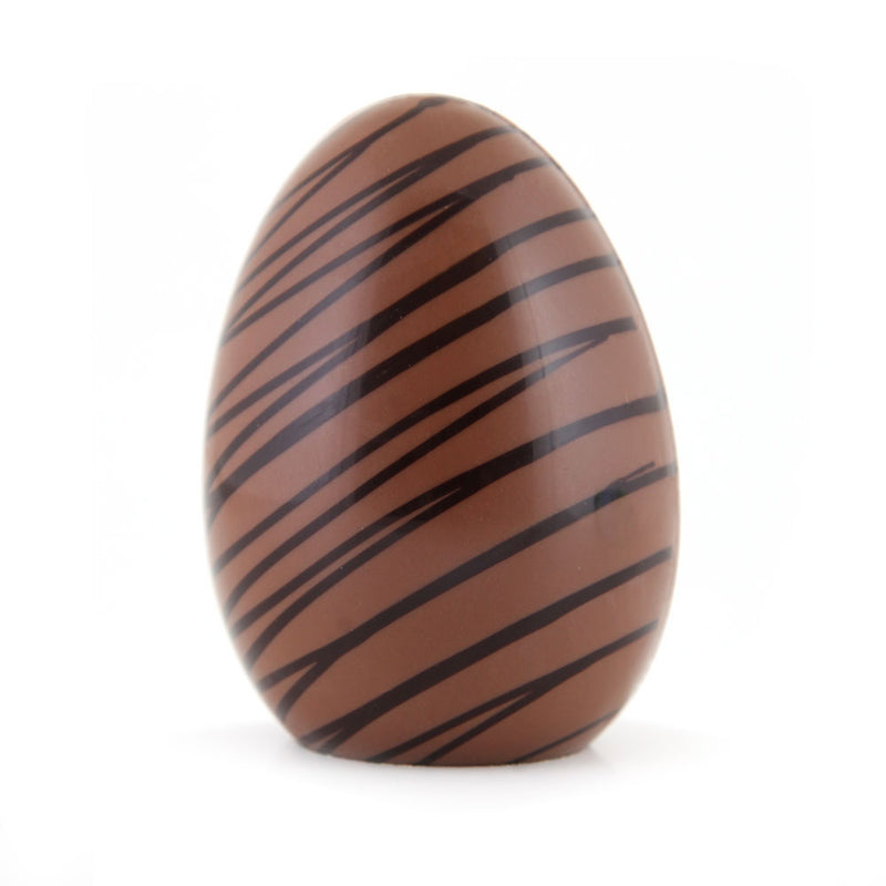 Gourmet Milk Chocolate Classic Easter Egg - Small by Jacques Torres