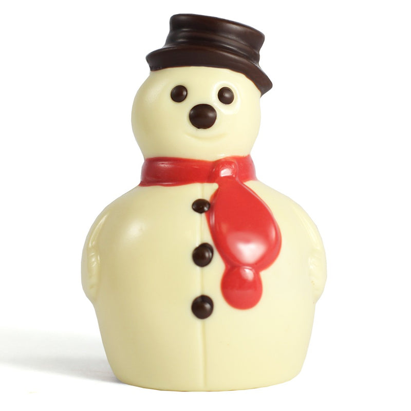White Chocolate Snowman by Jacques Torres