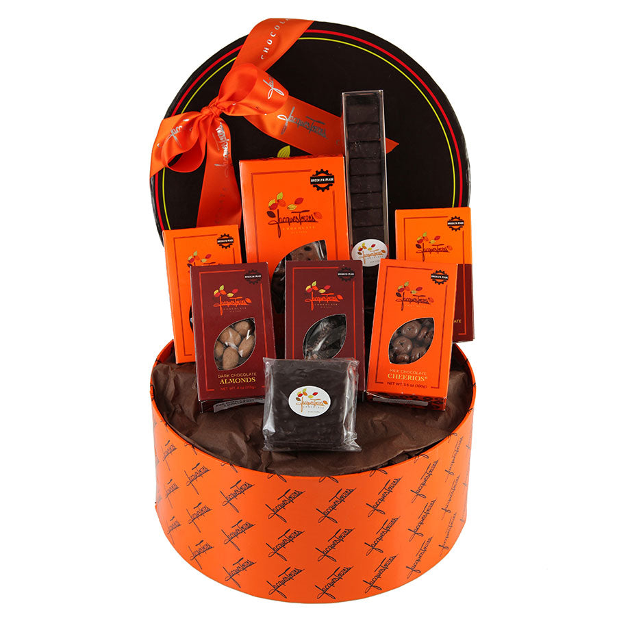 Chocolate Covered Everything Gift Basket by Jacques Torres