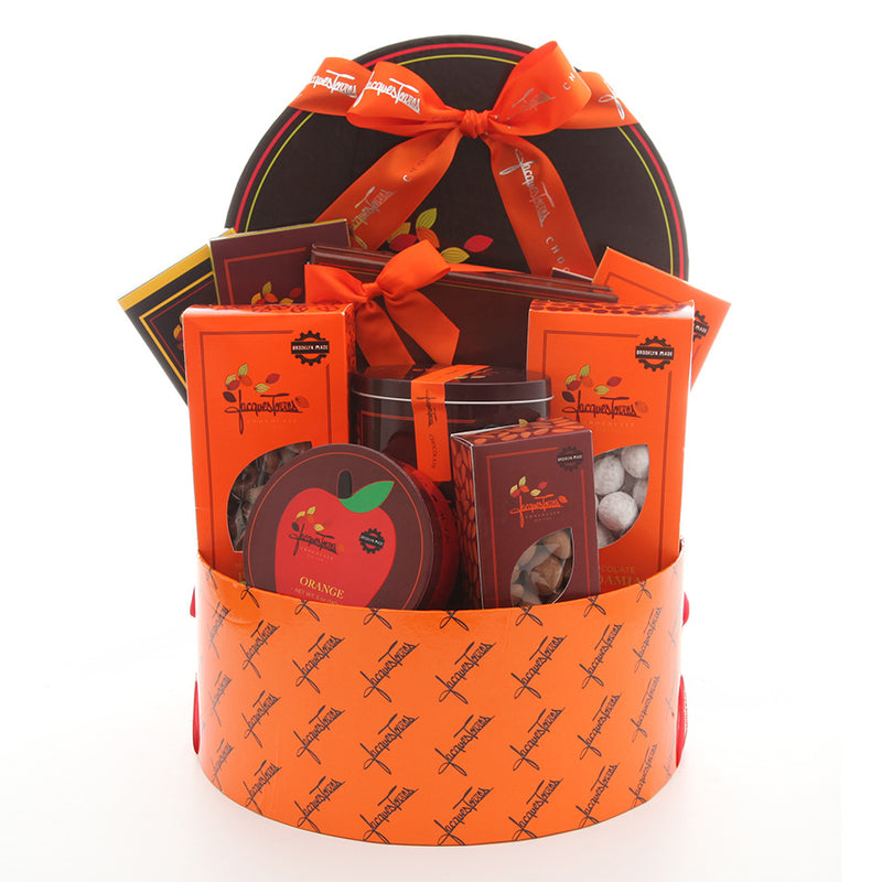 Jacques Torres Signature Collection Gourmet Hat Box