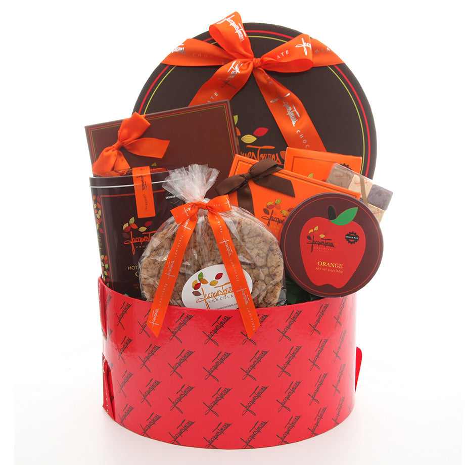Jacques' Favorites Gourmet Chocolate Gift Basket