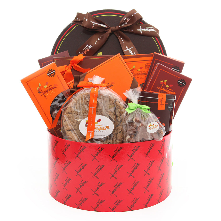 The Chocolate Lover Gourmet Chocolate Gift Box by Jacques Torres