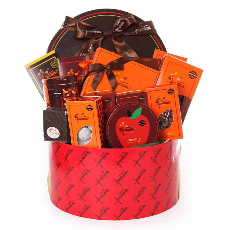 Ultimate Sweets Gourmet Chocolate Gift Basket by Jacques Torres