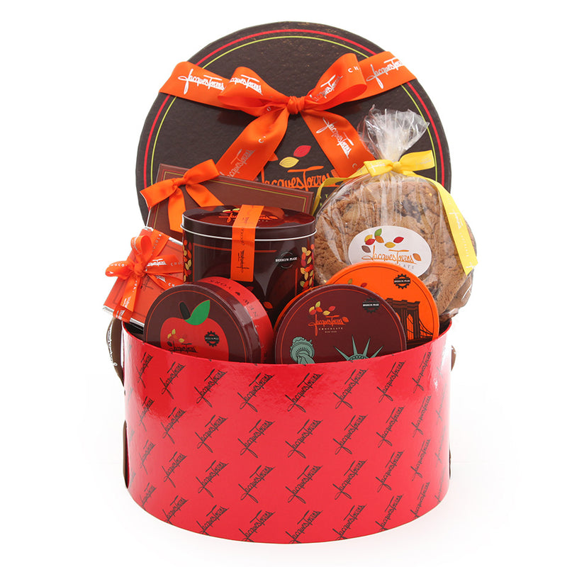 A Taste of New York Gourmet Gift Basket by Jacques Torres