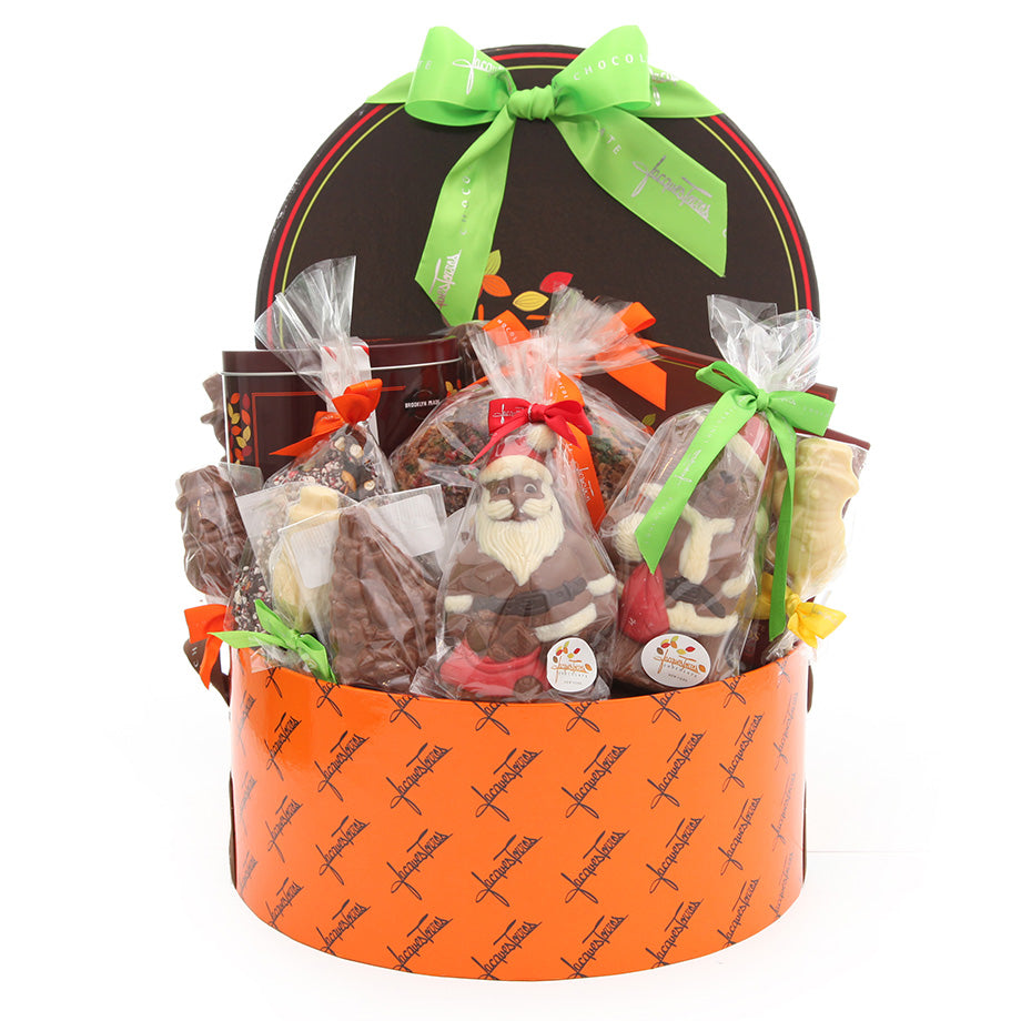 Tis the Season Christmas Gift Box by Jacques Torres
