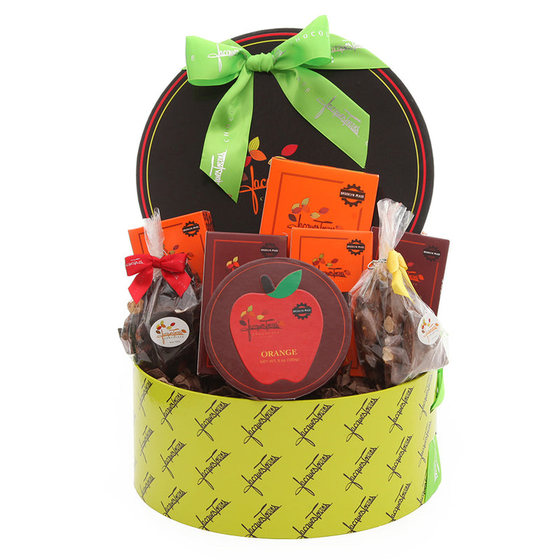 Sharing is Caring Gift Basket by Jacques Torres