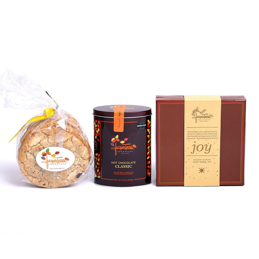 Holiday Joy Bundle by Jacques Torres Chocolate
