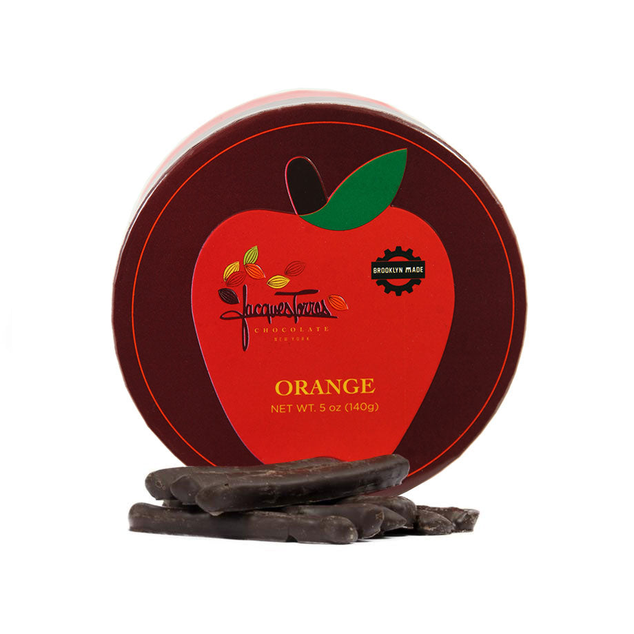 NY Collection - Chocolate Covered Orange Peels by Jacques Torres