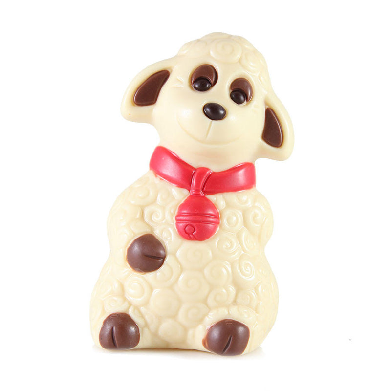 White Chocolate Easter Lamb by Jacques Torres