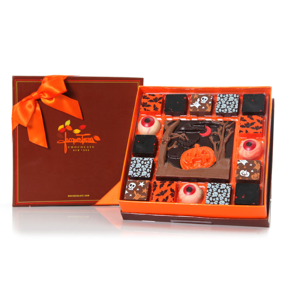 Jacques' Spooky 16 piece Halloween Bonbons by Jacques Torres