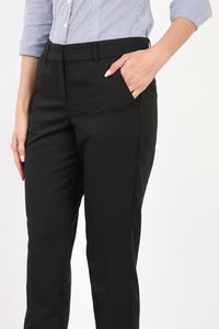 Cynthia J Black Work Pants