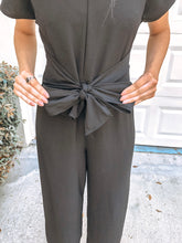 Cynthia J Black Jumpsuit