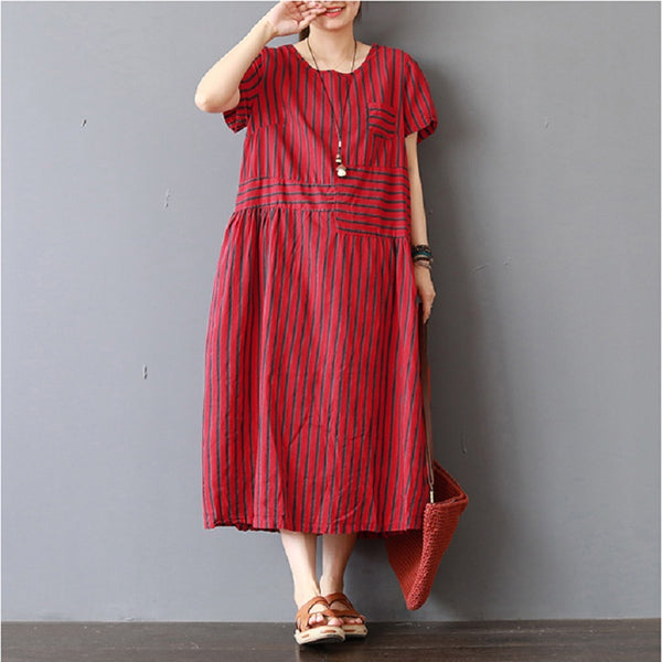 Women Splicing Maxi Dress