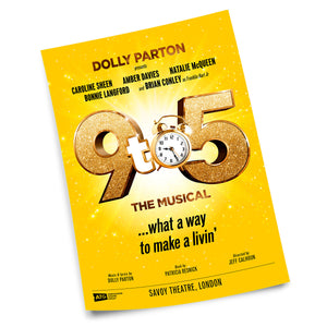 9 to 5 A2 Poster