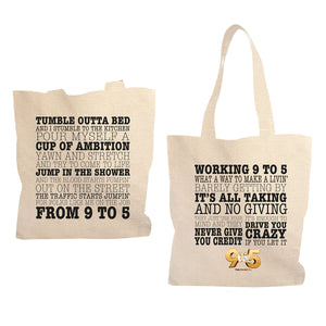 9 to 5 Tote