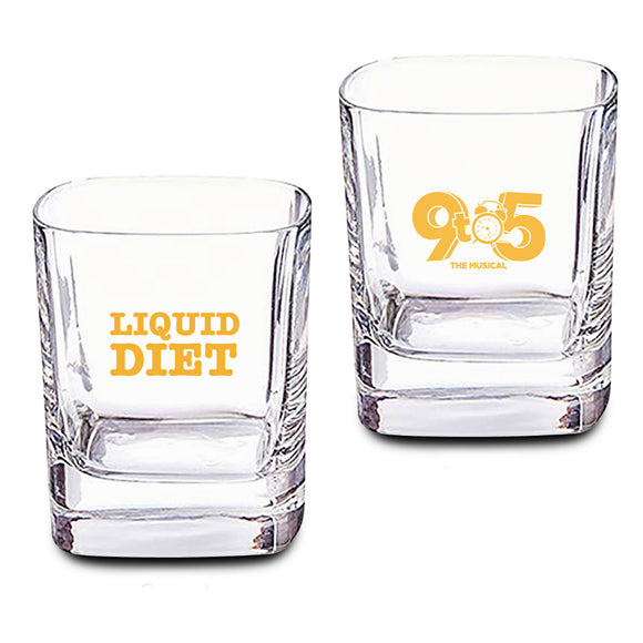 9 to 5 Shot Glass