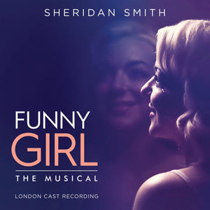 Funny Girl Cast Recording CD
