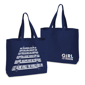 The Girl On the Train Tote