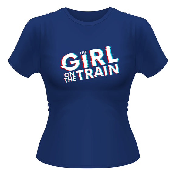 The Girl On the Train Logo T