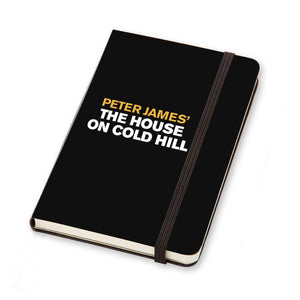 The House On Cold Hill Notebook