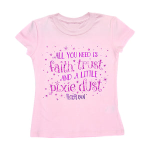 Peter Pan Pixie Dust Youth Tee