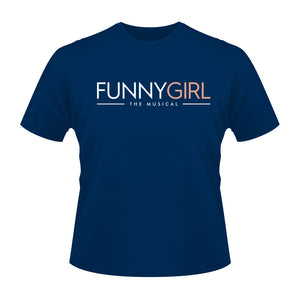Funny Girl Logo T-shirt