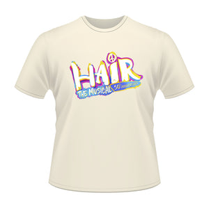 Hair Natural Logo Tee