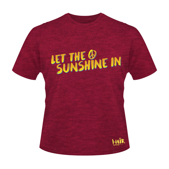 Hair Sunshine Tee