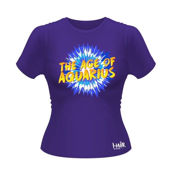 Hair Women's Aquarius Tee