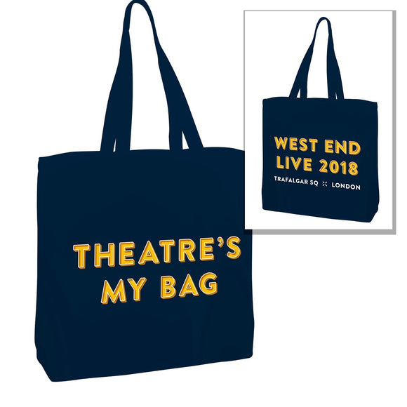West End LIVE Tote Bag