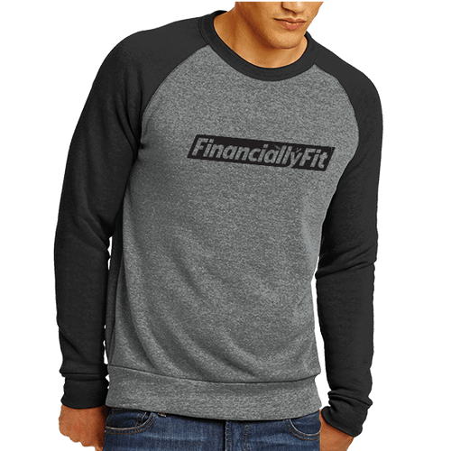 Alternative Champ Colorblock Eco-Fleece Sweatshirt