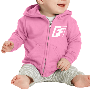 Port Authority Infant Full-Zip Hooded Sweatshirt