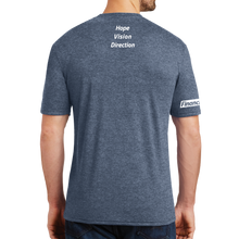 District Made Mens Perfect Tri Crew Tee - Values