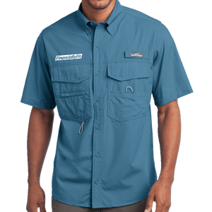 Eddie Bauer - Short Sleeve Fishing Shirt