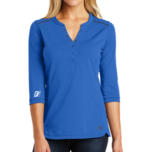 OGIO  Ladies Fuse Henley