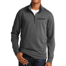 New Era Tri-Blend Fleece 1/4-Zip Pullover