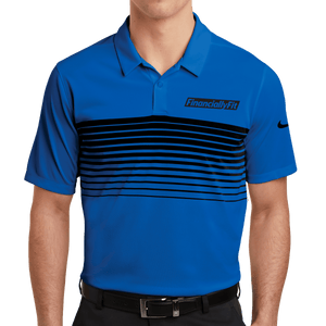 Nike Dri-FIT Chest Stripe Polo
