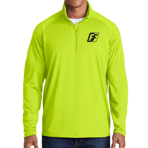 Sport-Wick Stretch 1/2-Zip Pullover