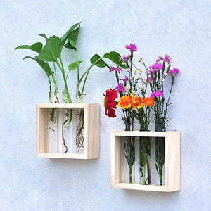 hanging flower vase bottle supplies for growth