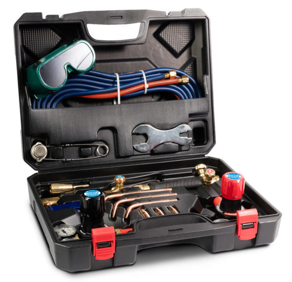 CutSkill Tradesman Gas Kit – Oxy/Acet