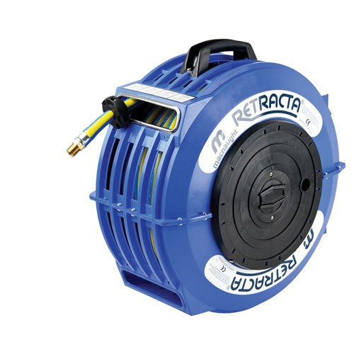 RETRACTA AIR/WATER REEL, 10mm x 20m